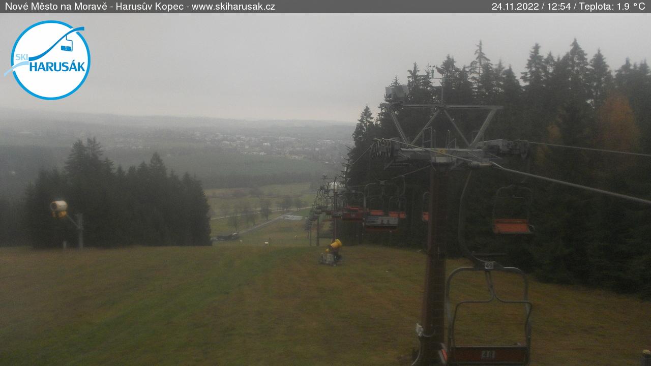 Webkamera střediska Harusák